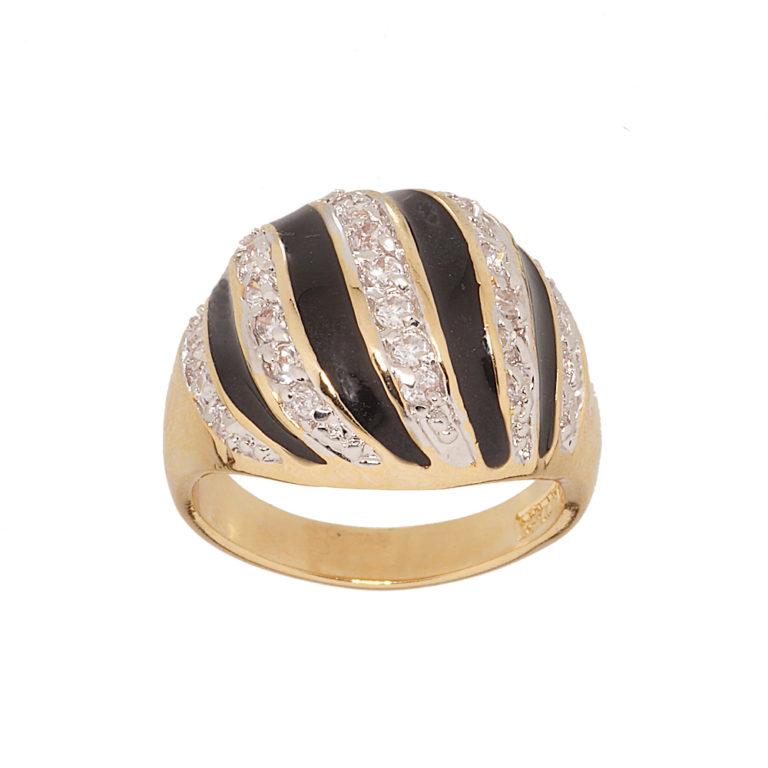Ringified dropship rings black gem