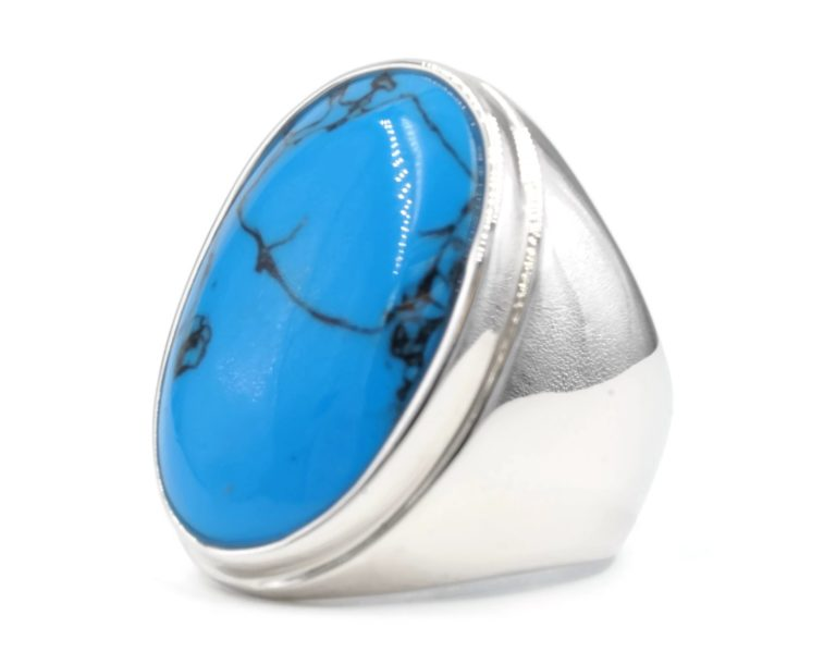 Ringified dropship rings turquoise